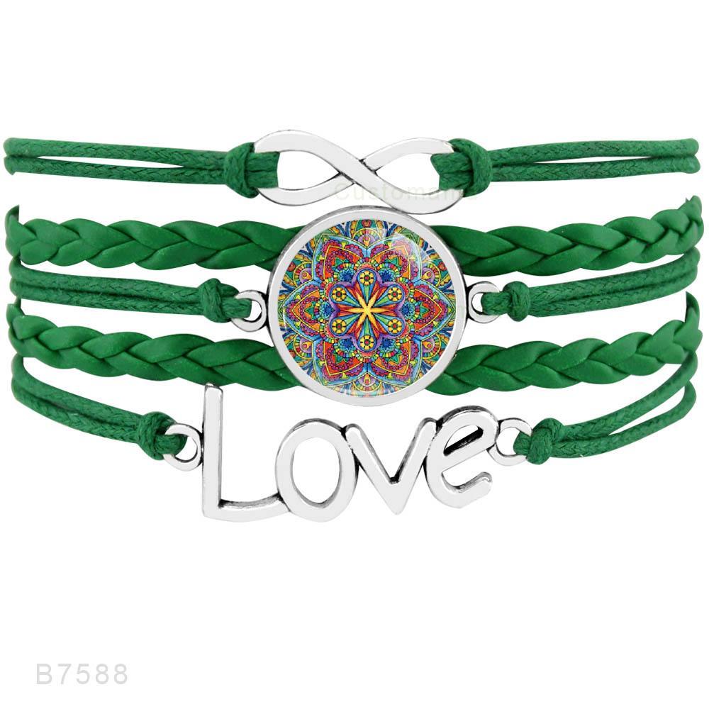Diabetic Type 1 Medical Alert Charm Bracelets Fighter Breast Cancer Awareness Ribbon Jewelry Women Men Unisex Jewelry Gift
