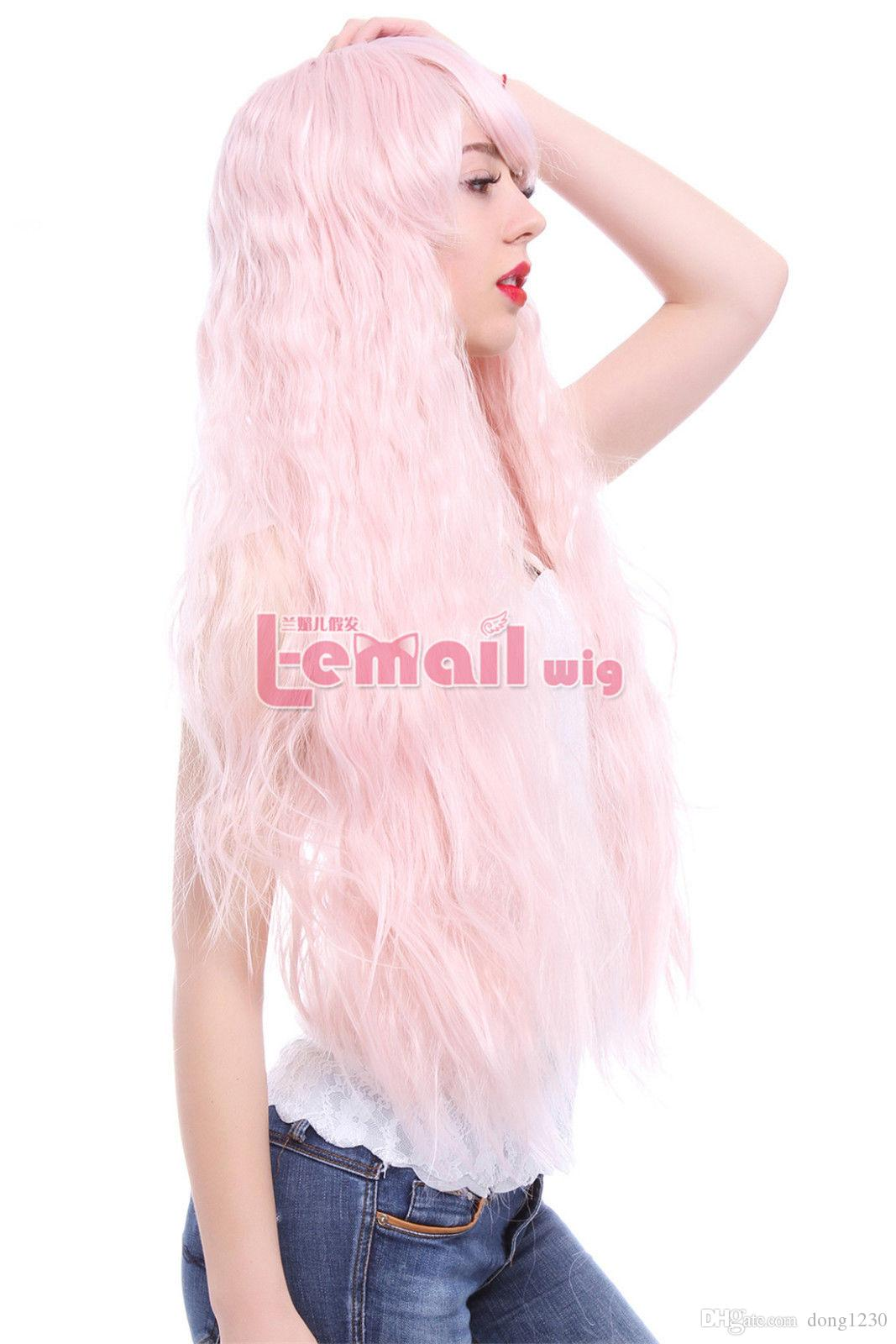 Girls Pretty Rhapsody Lolita Fluffy Long Curly Wave Full Hair Cospaly Wig