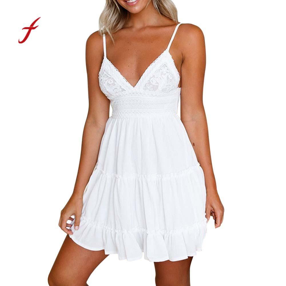 Vestidos blancos para la noche