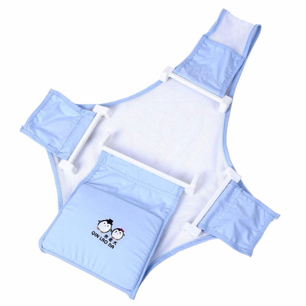 Baby Bathing Net Adjustable For Bathtub Seat Sling Mesh Cross Shape ...