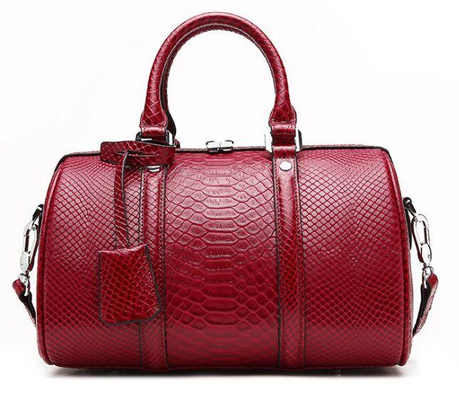 d6a5da89aa Top Quality New Women s Genuine Leather Handbags Fashion Real ...