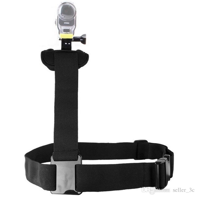 Sports Action Cam Accessories Shoulder Strap Mount Sj4000 Camera Chest Harness Belt Adapter