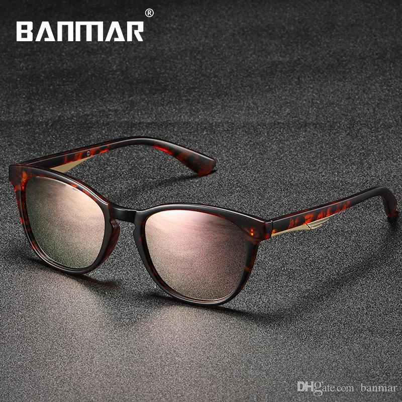de06c20b80cd9 BANMAR 2018 Polarized Sunglasses Women Gafas De Sol Mujer Sun ...