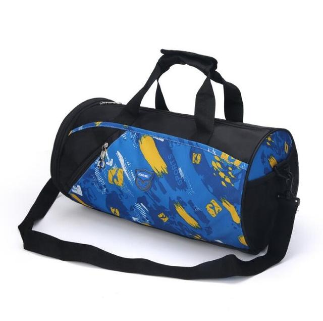 2018 Hot Men Sports Gym Bags Brand Waterproof Outdoor Women Luggage ... 4dcb67f211618