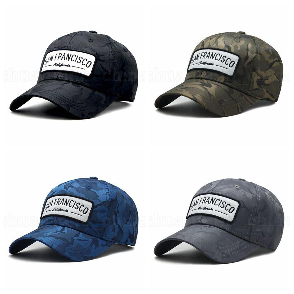 Camouflage Baseball Cap Letter Printed HipHop Snapback Hats Fashion Outdoor  Camo Tactical Ball Hats OOA5678 Snapback Caps Fitted Hats From  Shuaijinjin china ... a2e0e9664ba3