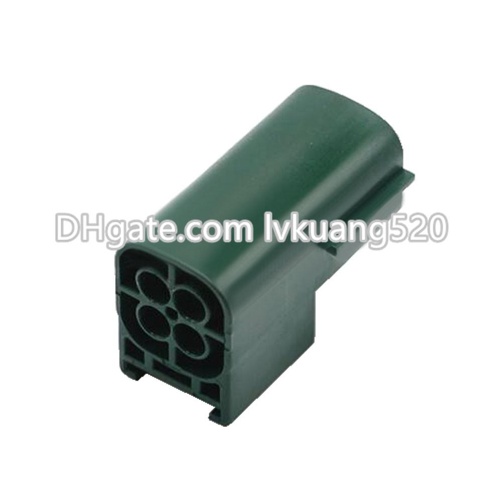 4 Pin Waterproof Connectors Automotive Terminal Block Connectors With Terminals 6181-0513, DJ70423-2.2-11