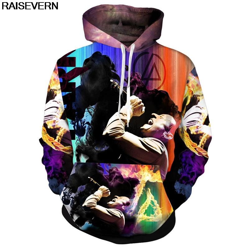 2019 Linkin Park Hoodies Men Women New Fashion Hip Hop Streetwear Pullover  Hoody Tops 2019 Autumn Winter 3D Hoodie Sweatshirt From Fangfen fb1f2435bf0