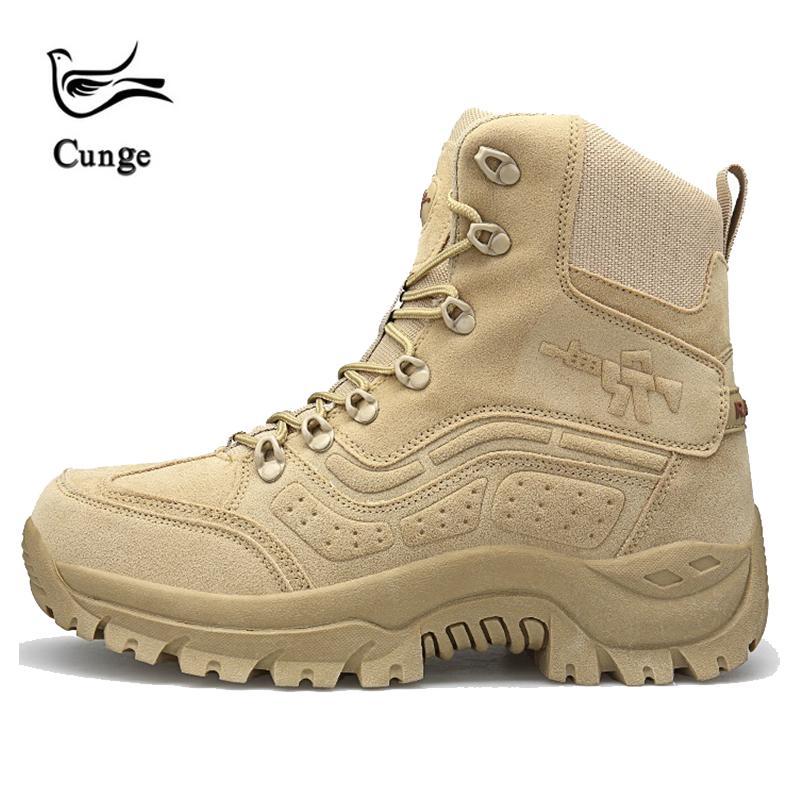 Acquista Cunge Outdoor Hiking Shoes Stivali Tattici Professionali Sneakers Impermeabili  Scarponi Da Trekking High Top Arrampicata Sport Camping A  56.57 Dal ... 0001ae2bebb