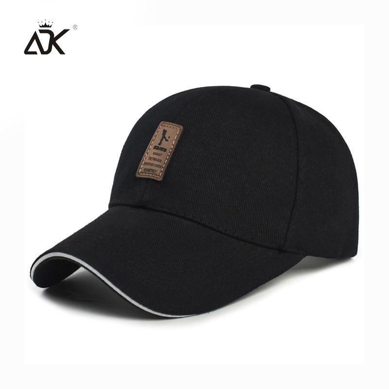 Compre ADK Sombrero De Algodón Hombre Mujer Estilo Simple Tapas Gorras De  Béisbol Sombrilla Al Aire Libre Nueva Moda Casual Snapback Para Niños Niñas  A ... aae0e454103