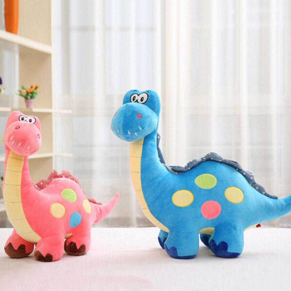 2019 Pink Dinosaur Stuffed Animal Plush Toy Stuffe Dinosaur Stuffed