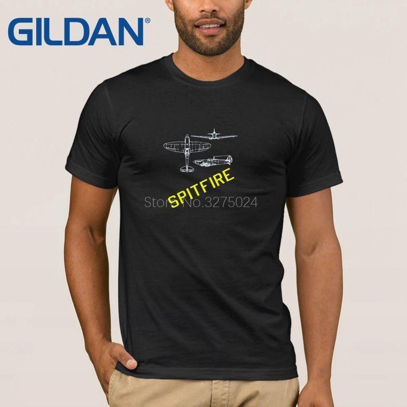 Compre Camiseta De Hombre De Spitfire Con Estampado De Hombre Camiseta De  Hombre Con Hombre Spitfire Talla S 3xl 2018 Camiseta De Hombre Con Nuevo  Top De ... df09718106d98