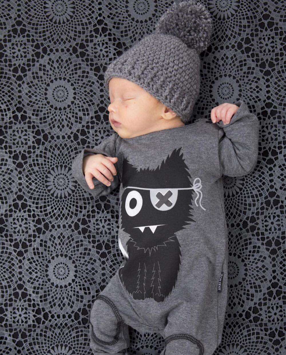 6b32e679f New 2017 Fashion Baby Boy Clothes Long Sleeve Baby Rompers Newborn ...