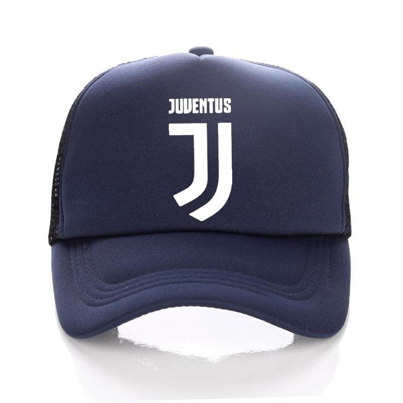 ba832bd744df93 RONALDO Football Baseball Hat Child Summer JJ Caps Kids Trucker Cap Adult  Net Snapback Hats Men Hat Fans Lids Hats Visors From Nectarine99, $21.13|  DHgate.
