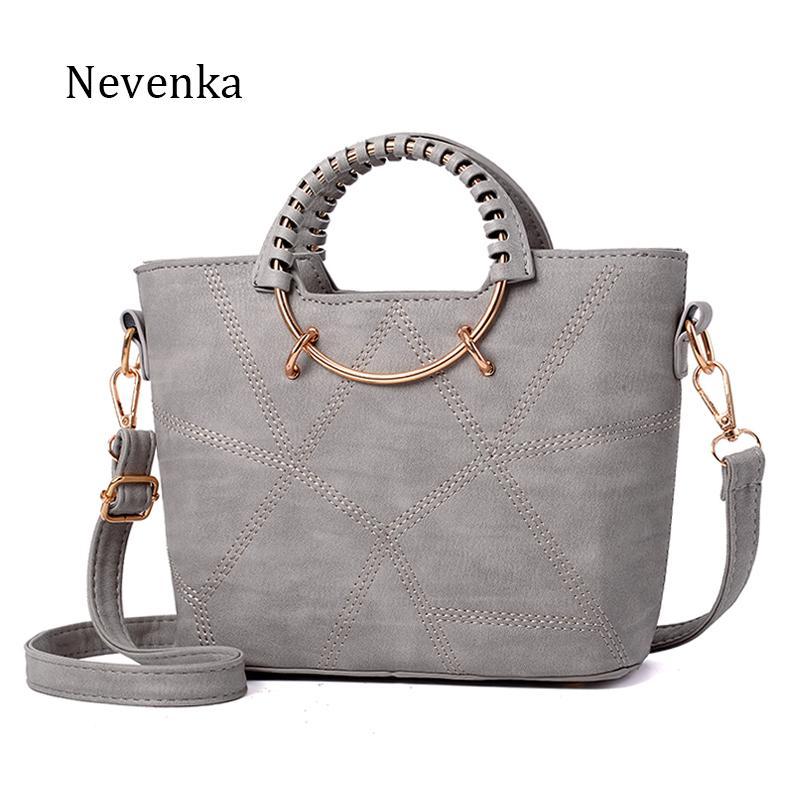 07828860bd2a Nevenka Fashion Women Bag Brand Name Tote Pu Leather Handbags Casual  Crossbody Bag Ladies Style Evening Bags Zipper Fresh Sac Cute Bags Purses  For Women ...