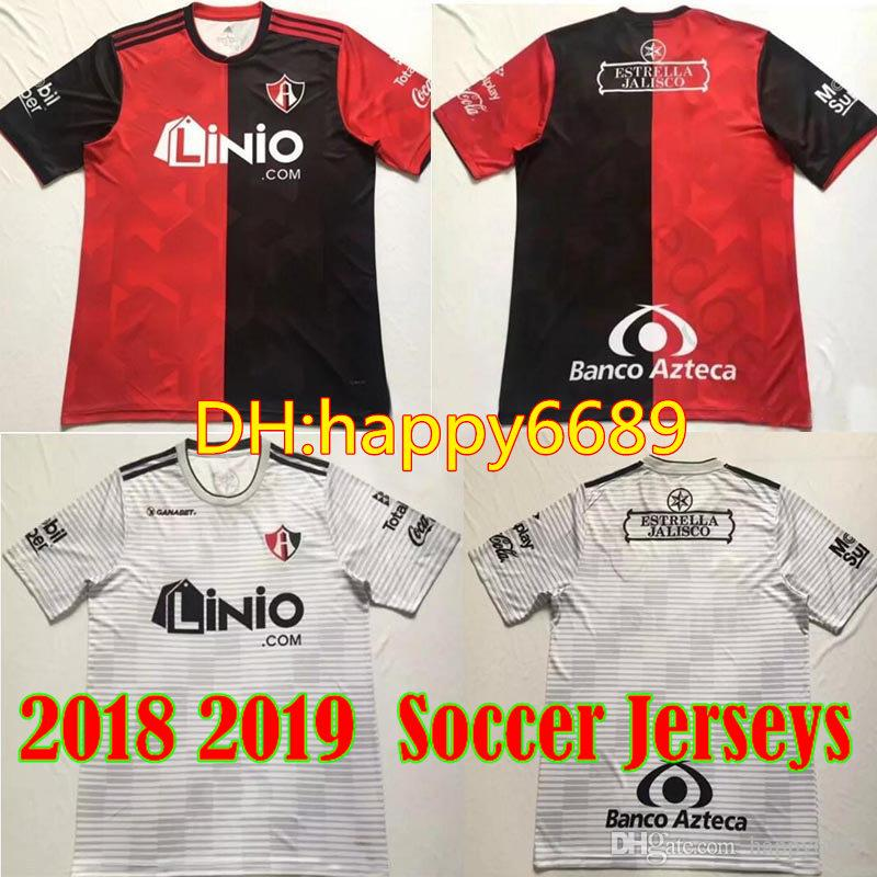 ceac623af 2019 New Size S XXL 2018 19 Atlas FC Home Soccer Jersey 2018 2019 Atlas FC  Football Shirts Rugby Jerseys 18 19 Atlas Football From Happy6689