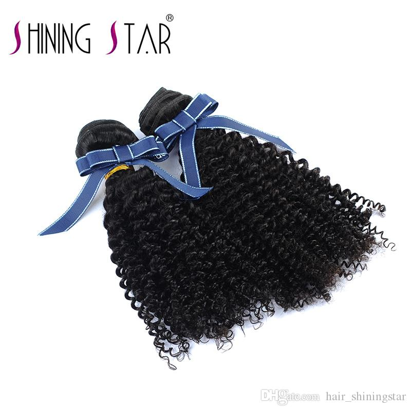 Hair Bundles Shining Star Dhgate Where Can I Buy Kinky Virgin Hair