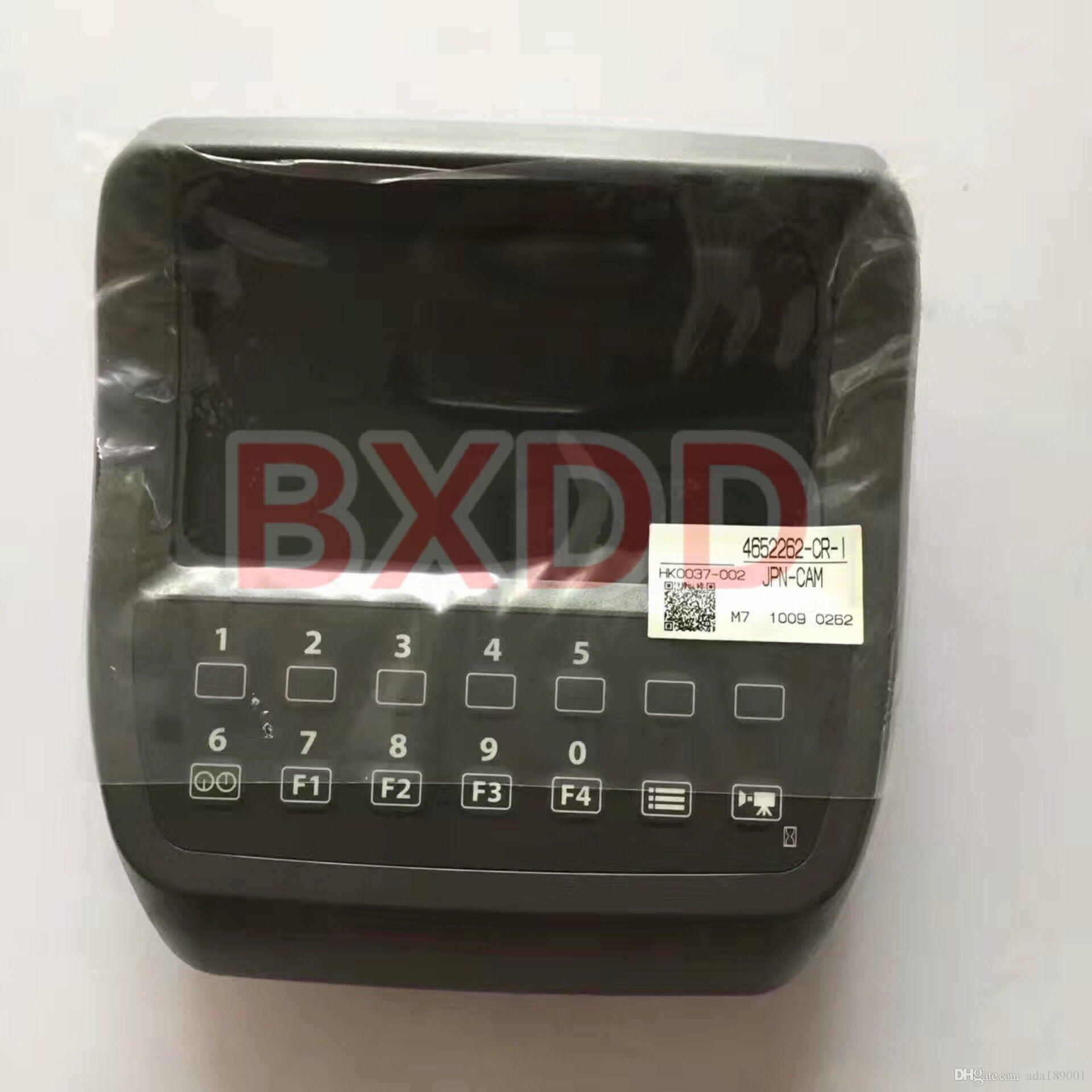 Hitachi ZX120-3 ZX135US-3 Ekran Monitör Paneli 4684075 Zaxis ZAX ZX ZX200-3 Hitachi Ekskavatör Monitör Ekranı Paneli 4652262