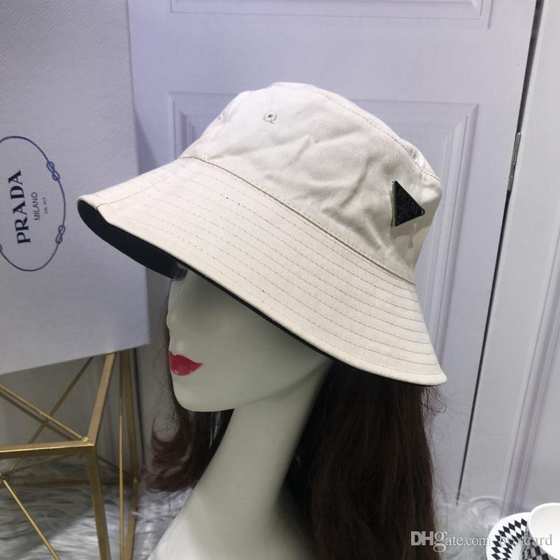 5eac806f82da5 Brand Bucket Hats for Winter Warmed Designer Caps Fashion Women Winter Brand  Bucket Hat for Resort Party Fashion Accessories