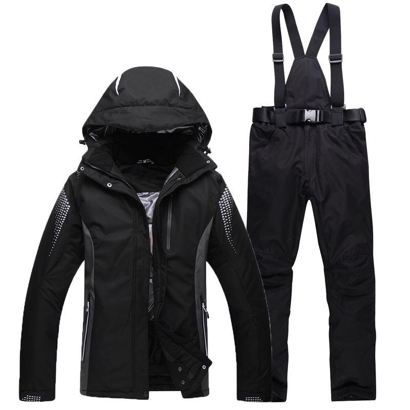 60f2e1dd2 New Ski Jacket Men s Waterproof Windproof Breathable Hot Ski Jacket ...