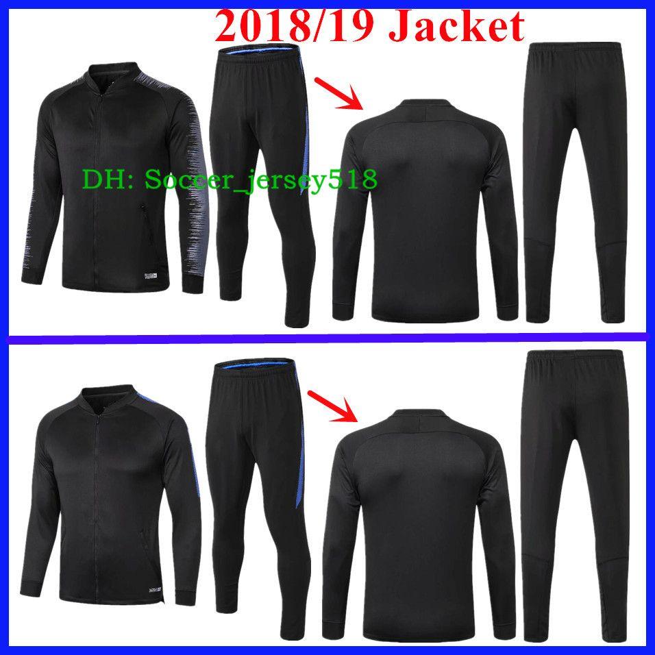 Zipper jersey518 Jacket Sportswear MODRIC Tracksuit From 2019 MANDZUKIC RAKITIC 201819 Suit Soccer Football Top Croatia Quality Long Croatia Jacket Soccer FSHS0qxw