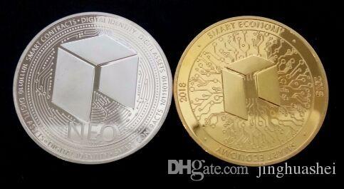 Non-Currency Virtual Metal Commemorative Coin Virtual Commemorative Coins  Custom Medallion Gifts