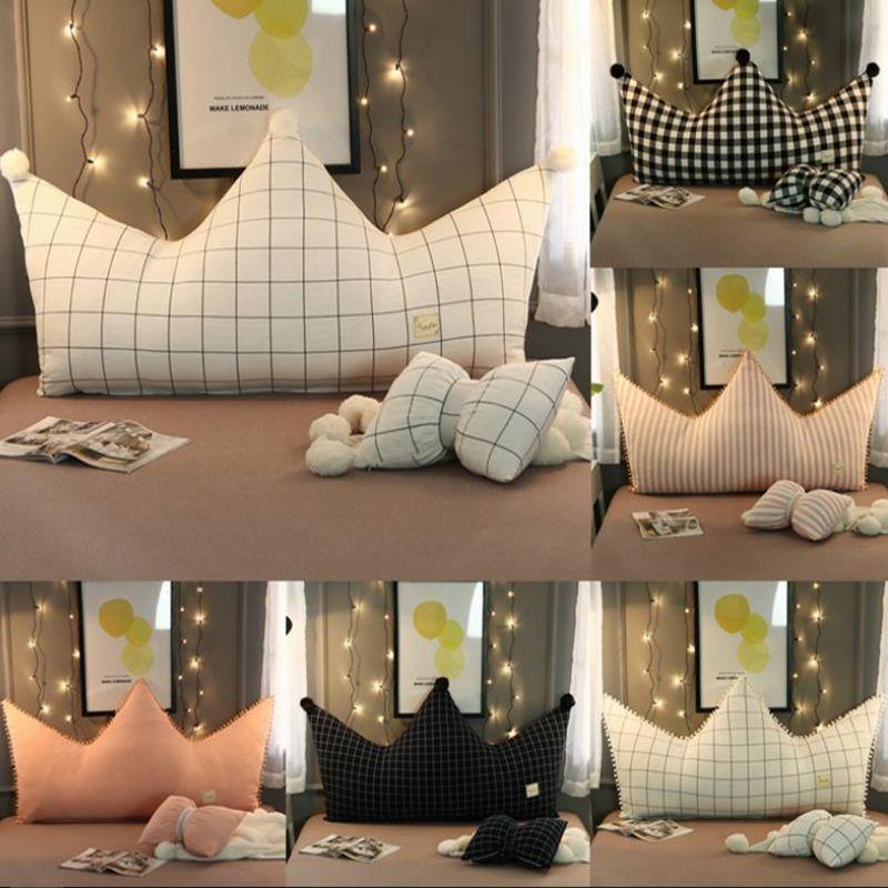 großhandel schlafzimmer bett keil kissen rückenlehne kissen für bett große  kissen wohnkultur