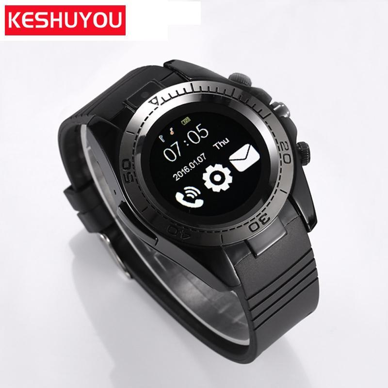 Fitnessgeräte Smart Uhr Bluetooth Smartwatch Touchscreen Tragbare Geräte Für Android Anruf Sim Männer Uhr Frauen Armband Uhr