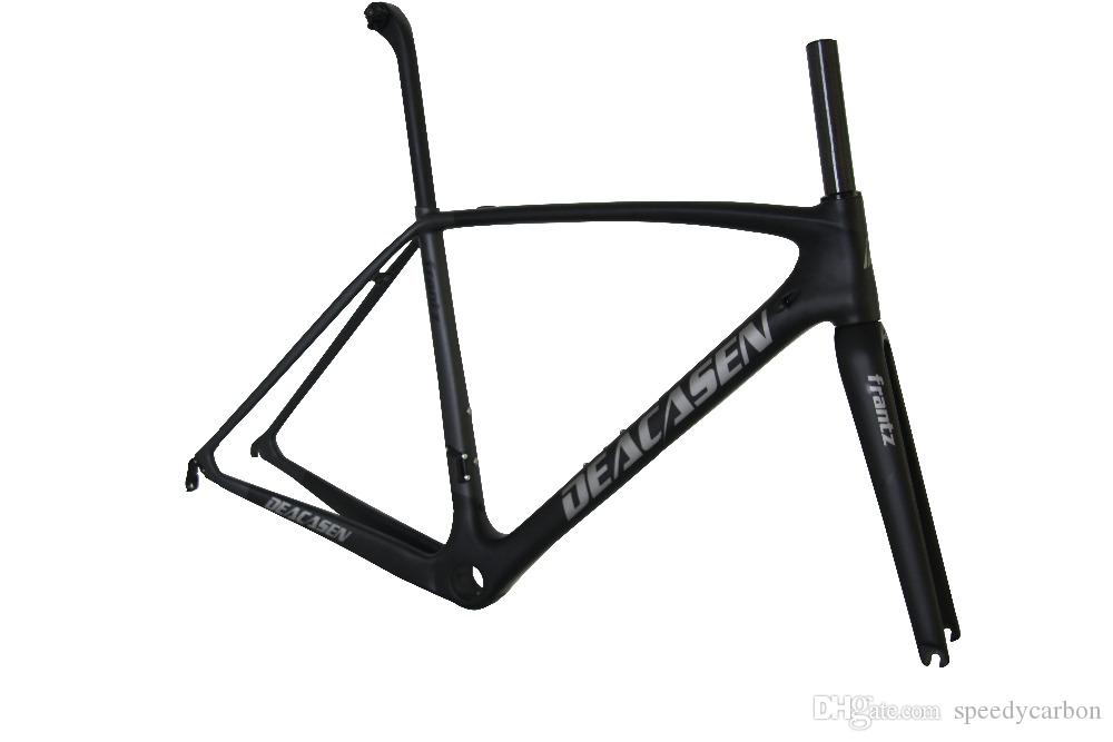 Carbon Road Road Bike Frameraw Frame Weight 850+-20g Light Headset 1 ...