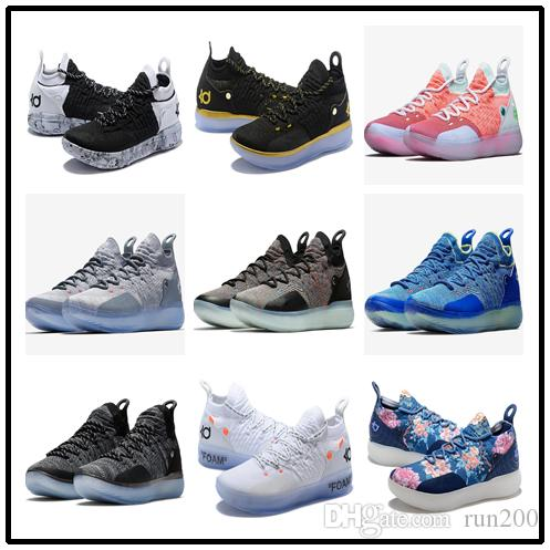 Hot Sales KD 11 Shoes Store Kevin Durant Basketball Shoes Drop ...