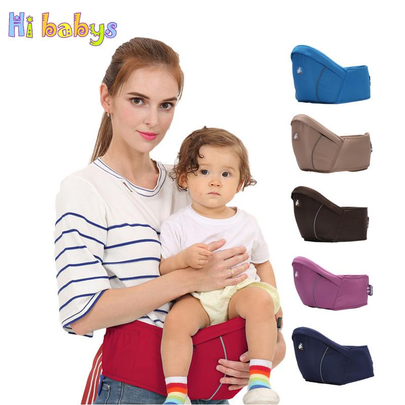 75db671313e 2019 Newborn Waist Stool Baby Carrier For Kangaroo Suspenders Multifunction Infant  Hipseat Baby Sling Hold Backpack Kids Hip Seat From Curd