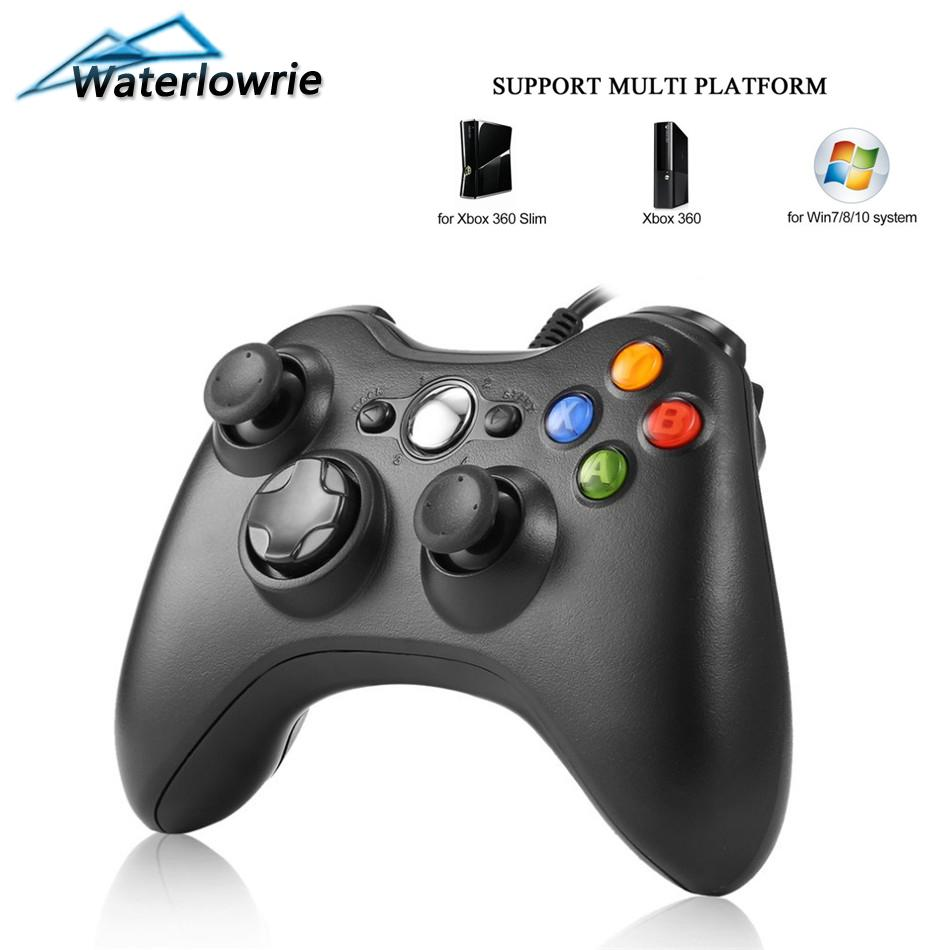 Waterlowrie Usb Wired Joypad Gamepad Controller For Xbox 360 ...