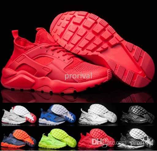 93848c0c3382 Compre Air Huarache Run Ultra BR 4 IV Calzado De Running Para Hombre Mujer