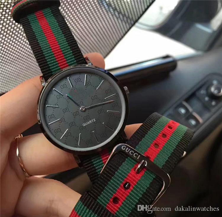 Black Wristwatches Men Sports Military Watches Luxury Fashion Mens ... ee78527943