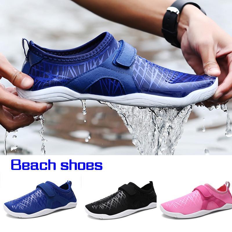 8bf4156604d2 BEVEMON Brand Men Women Yoga Fitness Swim Quick Dring Sandals Fashion  Surfing Swimming Non Slip Barefoot Skin Water Shoes Aqua Beach Shoes Wedge  Sandals ...