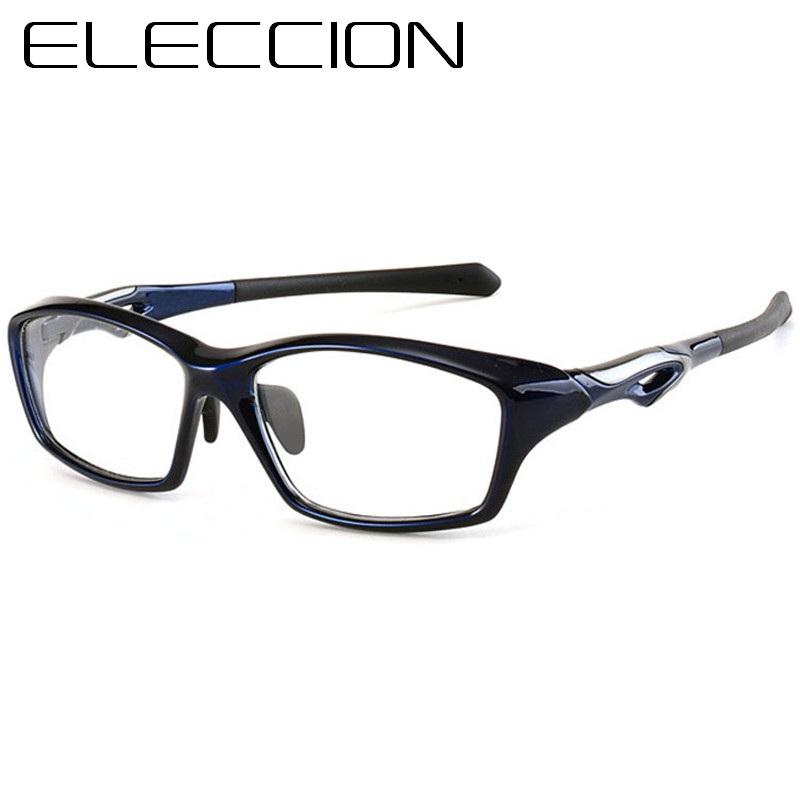 99c52265f7 Cheap ELECCION Young Cool Style Sport Eye Glasses Frames for Men Spectacle Frame  Men Glasses Frame Optical Prescription Gafas Women
