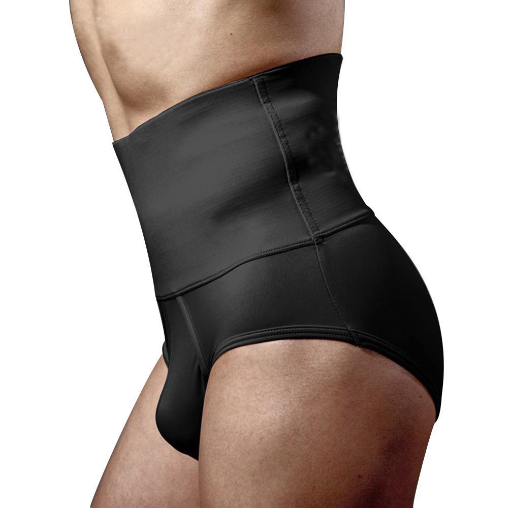 75033d71d74c4 2019 Plus Size Men Tummy Tucker Control Underwear For Men Shapewear Waist  Abdomen Shaping Panty Modeling Strap Brief Body Shaper From Rykeri