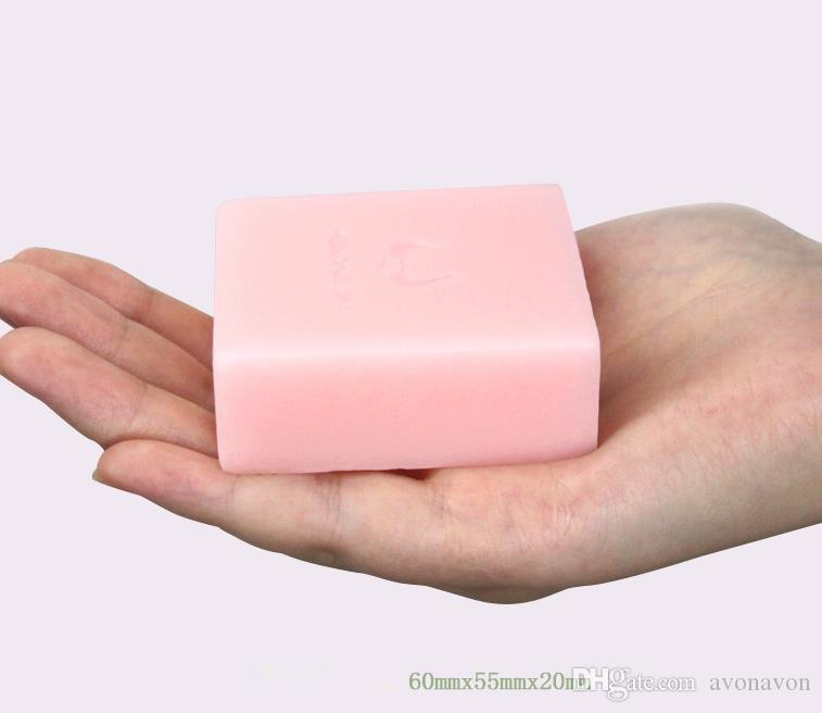 2017 Handmade soap wholesale rose essential oil soap OEM processing bright white moisturizing cleansing soap A379