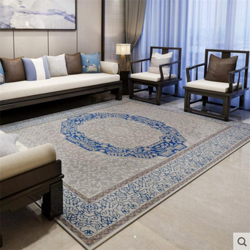Tappeti di design delicato di stile tradizionale cinese di lusso per  soggiorno Tappeti camera da letto Tappeto porta tappeti Tappeto morbido