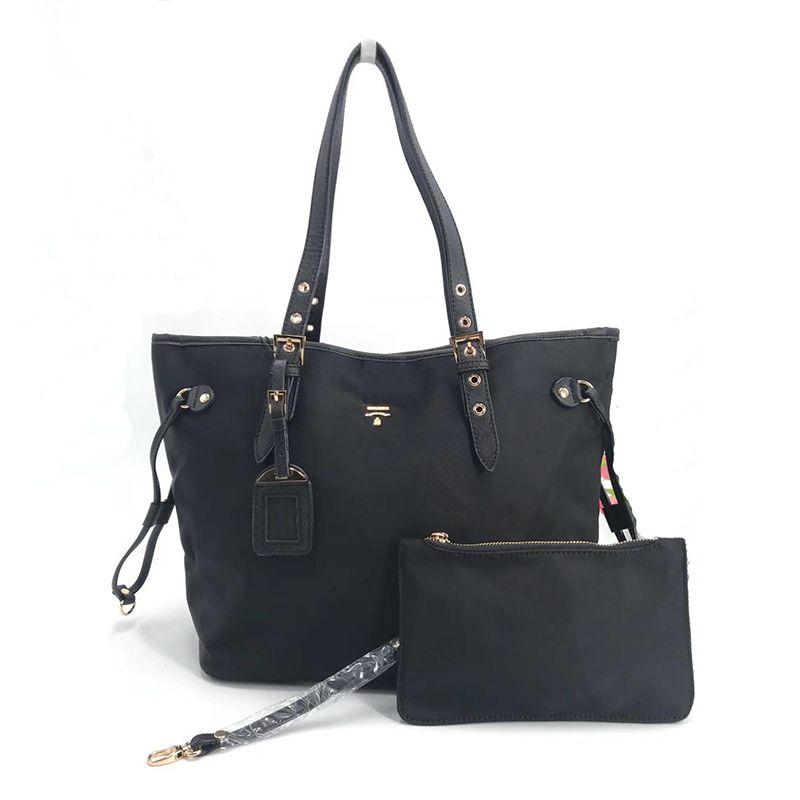 5fb7b22ed755 Newest Large Women Composite Bag Waterproof Excellent Quality Canvas ...