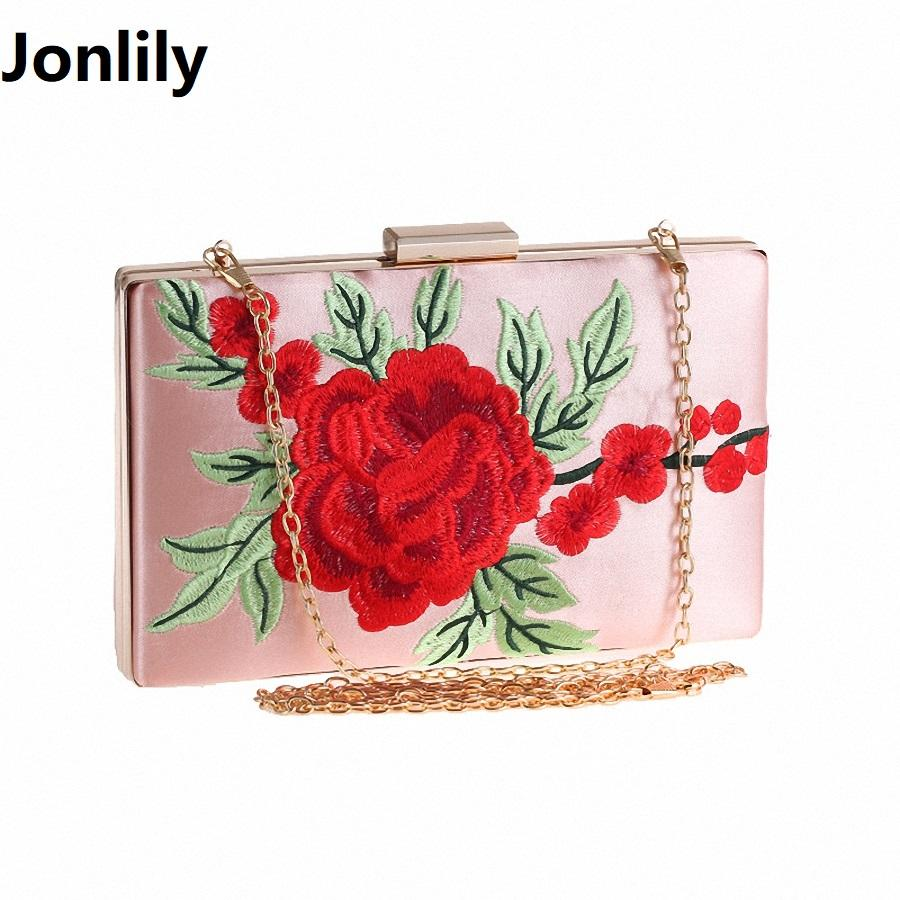 5be6b97adb Cheongsam Embroidery Handbags Vintage Clutch Bags National Evening Clutch  Bag Women Wedding Bags Chains Bolsas Feminina LI 381 Handbags Online  Shopping ...