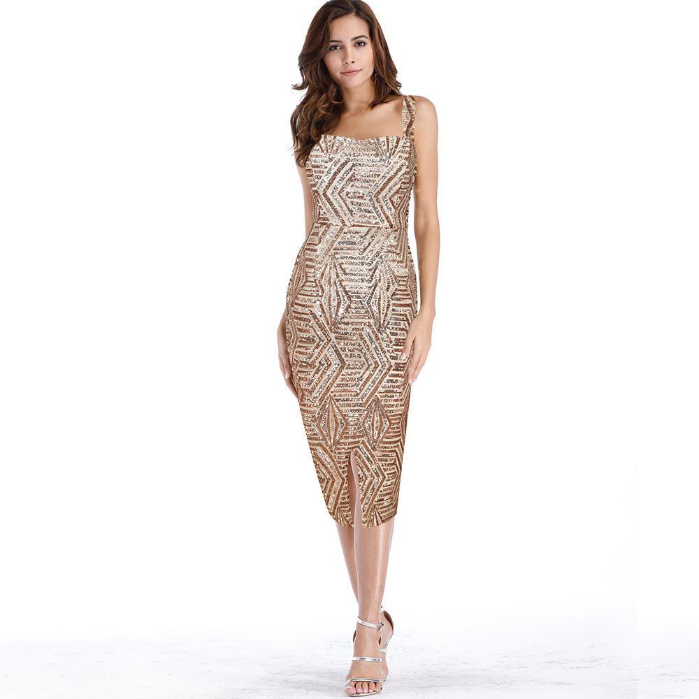 Revealing Evening Dress