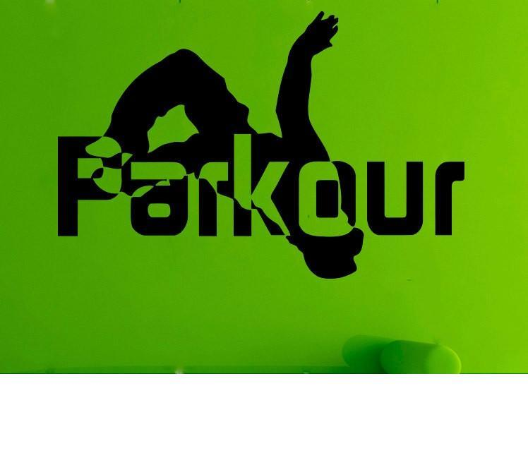 Removable Wallpaper For Kids Room Decor Parkour Wall Decals Street Sport Vinyl Sticker Cool Decal From Onlybrand 861
