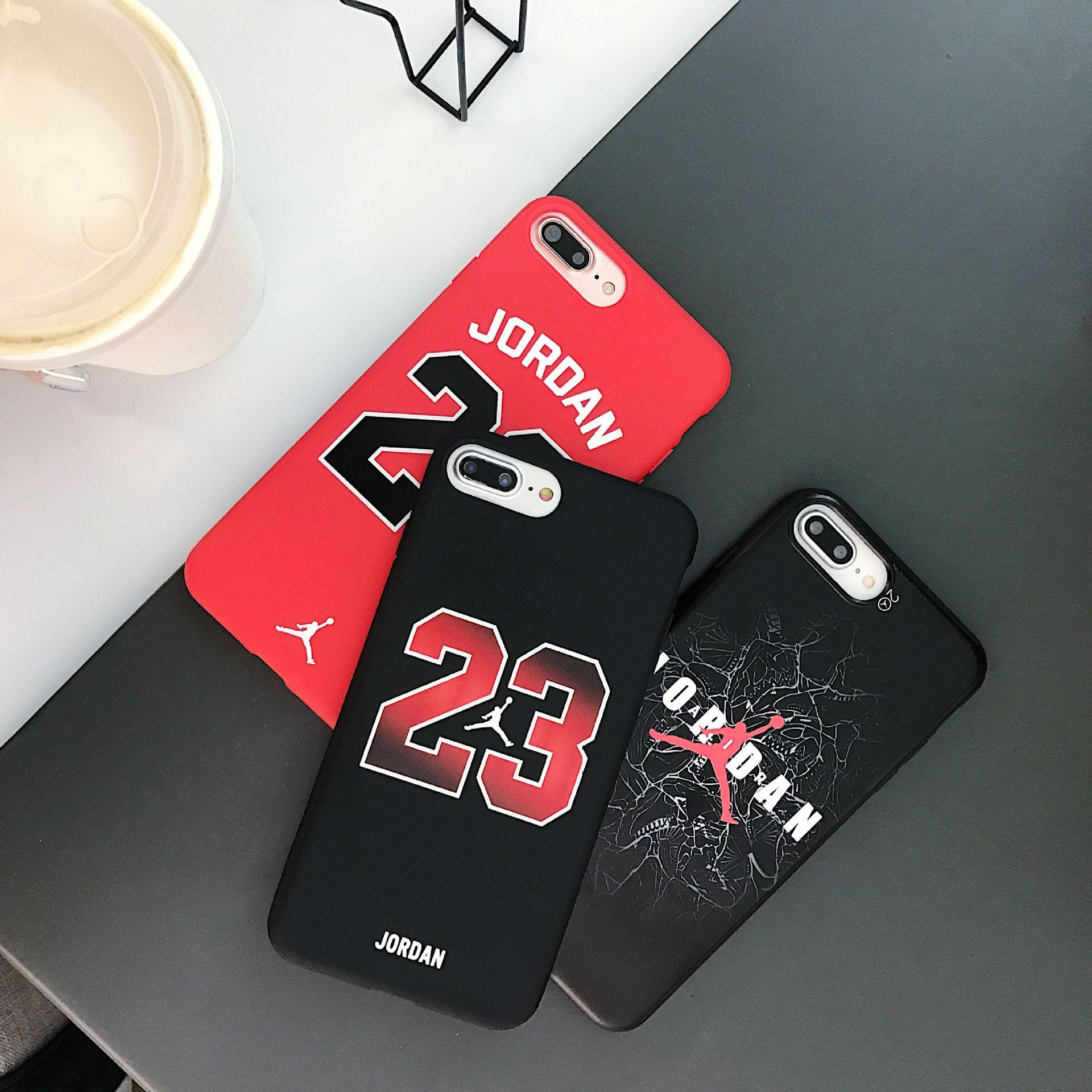36c71c3f22361 Wholesale Jersey Designer Phone Case For IPhone X 6 6S 6plus 7 8  7plus 8plus High Street Style Hip Hop Brand Case Cover Phone Case With Rope  Rhinestone Cell ...