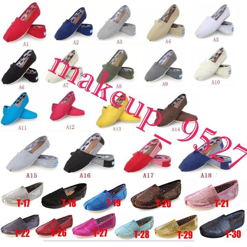 DORP libero CALDO All'ingrosso New Brand Donne e Uomini Moda Sneakers Scarpe di Tela tom scarpe mocassini Appartamenti Espadrillas scarpe Taglia 35-45
