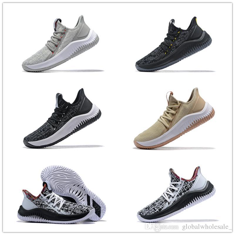 fd94111c1b5f 2018 New Op Quality D Lillard Dame 4 Men Basketball Shoes
