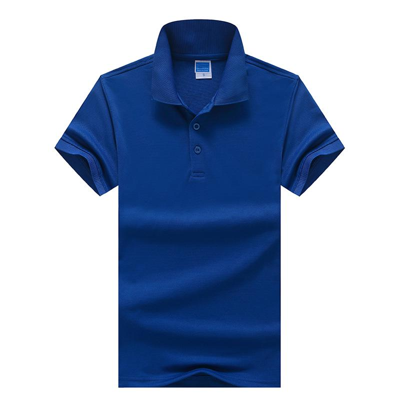 New Casual Polo Shirt Men Brand Clothing Fashion Business Solid Polo Tee Shirt Short Sleeve Breathable Camisa Polo Masculina