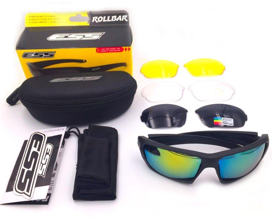Großhandel Ess Rollbar Polarisierte Taktische Sonnenbrille 4 ...