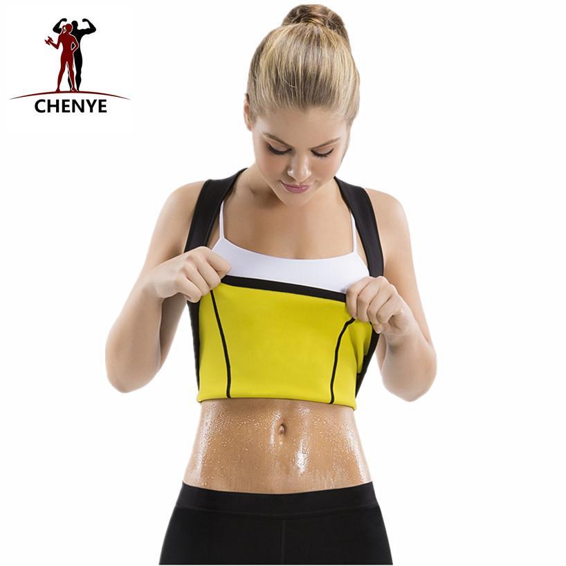 9165336408b6c 2018 Hot New Thickening Sexy Shaper Shirt Women Neoprene Slimming Shaper  Hot Shapers Shirt Redu Tops Chest Abdomen Bodysuit Vest UK 2019 From  Clothesg009