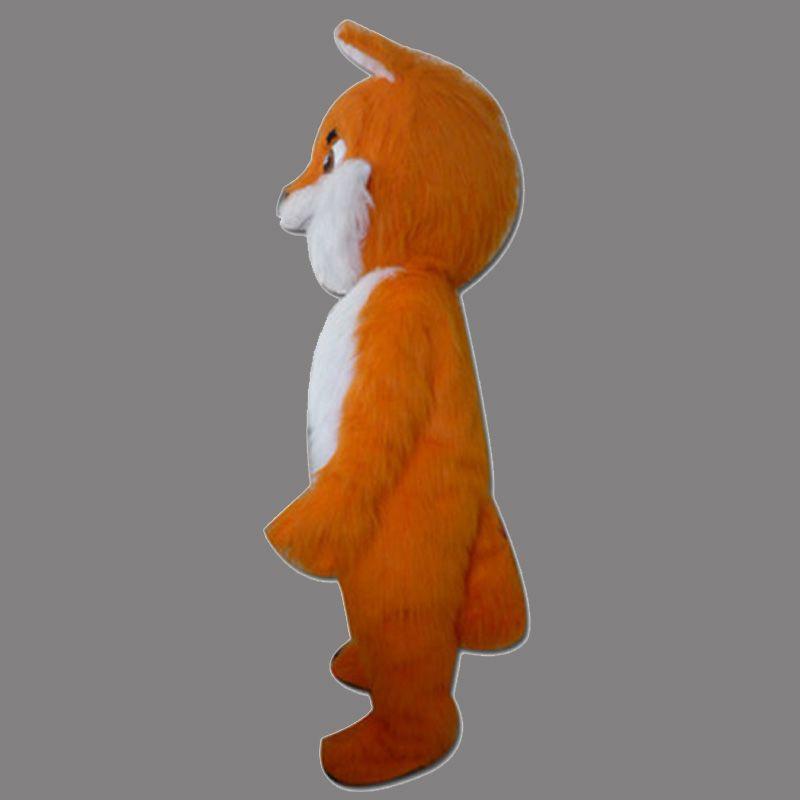 Adult size plush Fox mascot little fox costume custom fancy costume kit mascotte theme fancy dress carniva costume