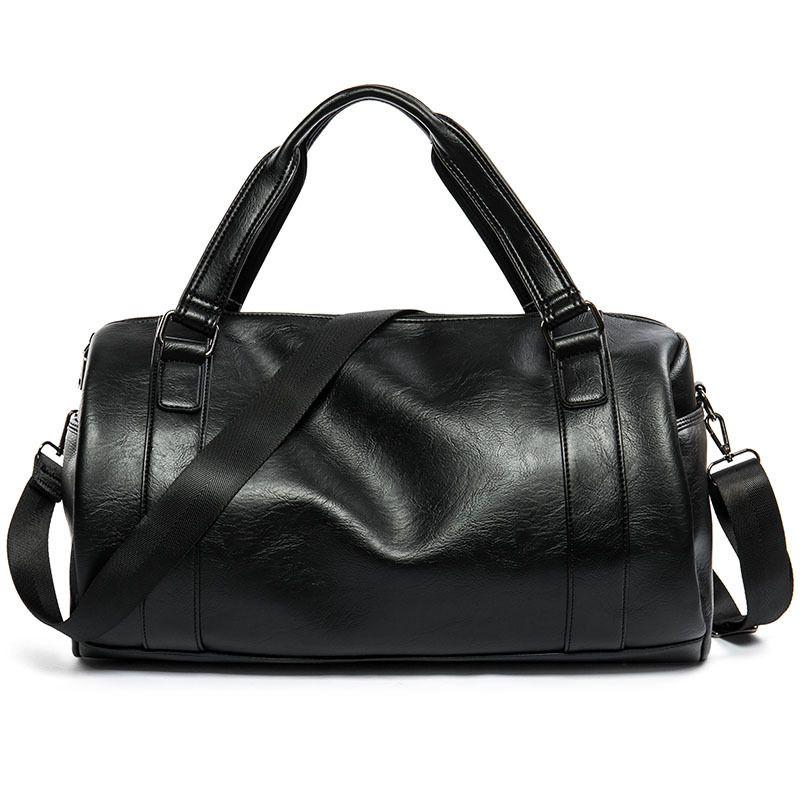 b479dc7791 Men s Elegant Elegant Travel Bags Large Capacity Vintage Luggage ...
